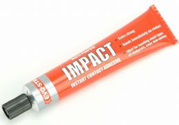 Evostik Lge Tube 65g 347908 Multi-purpose Instant Impact Contact Adhesive Glue